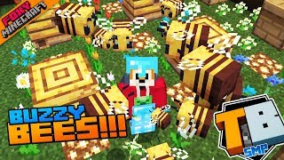 SUPER HAPPY BEE SANCTUARY | Truly Bedrock Season 1 [77] | Minecraft Bedrock Edition 1.14 SMP