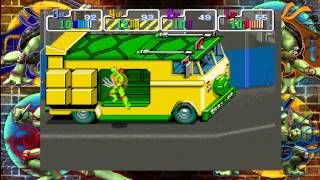Teenage Mutant Ninja Turtles 1989 Arcade, 4 Player Xbox 360