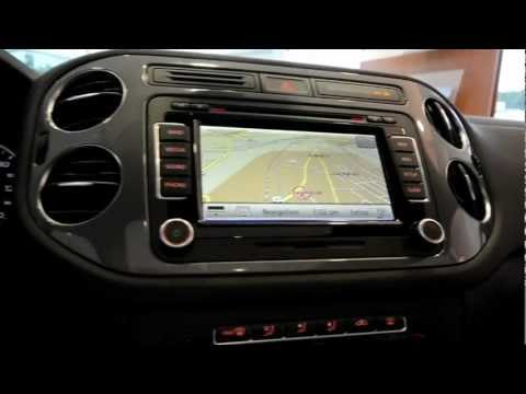 BRAND NEW 2012 Volkswagen Tiguan SEL 4MOTION Nav Dynaudio at Trend Motors VW in Rockaway, NJ