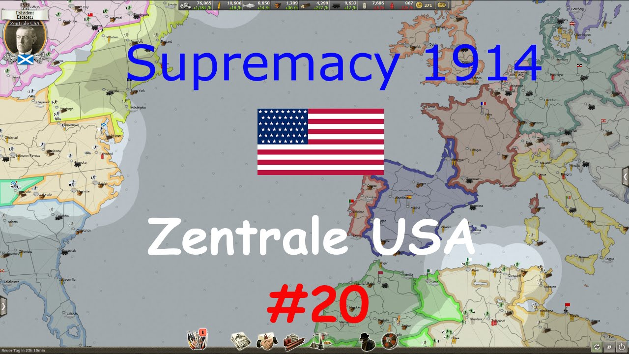 Supremacy Deutsch
