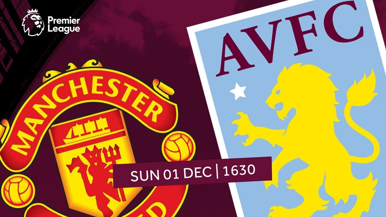 Manchester United 2 2 Aston Villa Extended Highlights