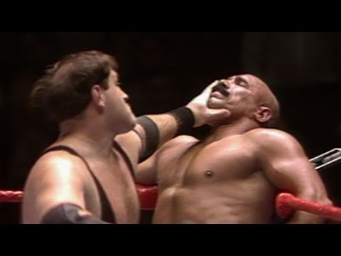 Sgt. Slaughter vs. The Iron Shiek - Boot Camp Match