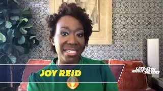 Joy Reid on White People Joining the Black Lives Matter Movement