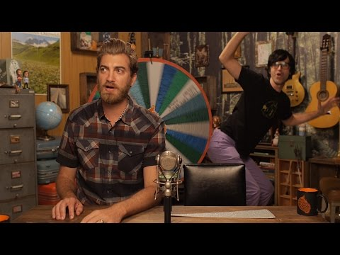 Rhett Reminisces About Eating Canned Corn