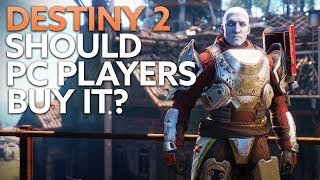 Destiny 2 PC review: is it any good?