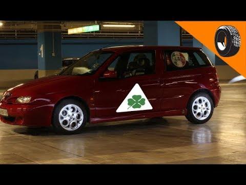 Alfa 145 - The Italian sleeper