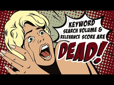 Amazon Keyword Search Volume & Relevance is DEAD: Should Sellers Worry?