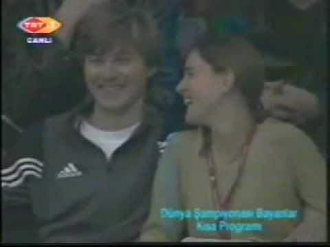 Ilia Kulik and Ekaterina Gordeeva / 2003 World - audience