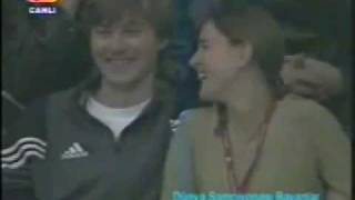 Ilia Kulik and Ekaterina Gordeeva / 2003 World - audience