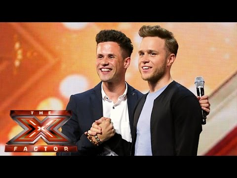 Preview: Is that you, Olly? We're seeing double... | Auditions Week 2 | The X Factor UK 2015