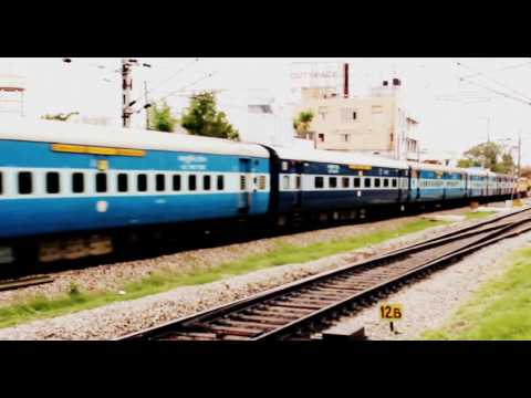 IRFCA 12772 Nagpur Secunderabad Superfast Express