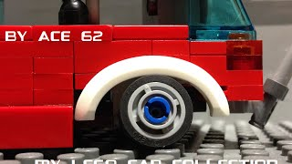 My lego cars collection 2014-2015