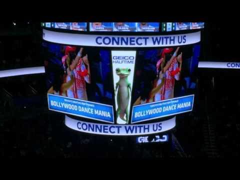 BDM Kisna/Bhangra Group @ Halftime of Magic vs. Celtics Game