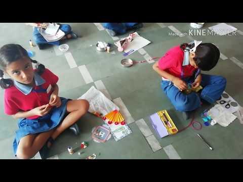 Rakhi Making Competition 2019 - VPS School Shiwad