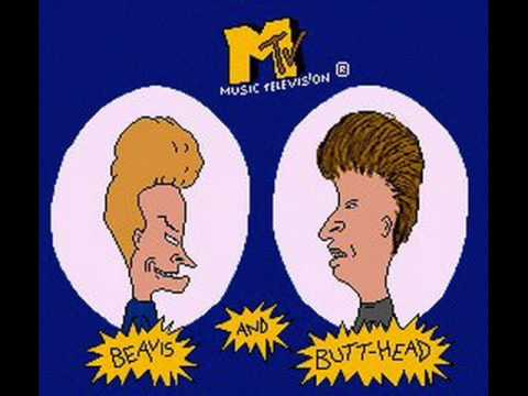 Beavis And Butthead Laugh