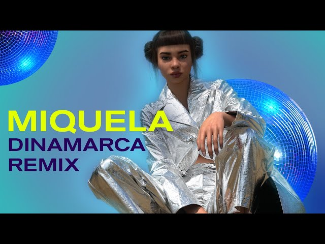 Miquela - Right Back (Dinamarca Remix)