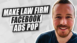 Oluşturma Hukuk firmanızın Facebook Reklamları için Resimler öne