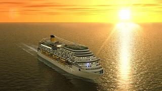 Обзор лайнера Costa Diadema компании Costa Cruises от FOUR GATES UKRA NE