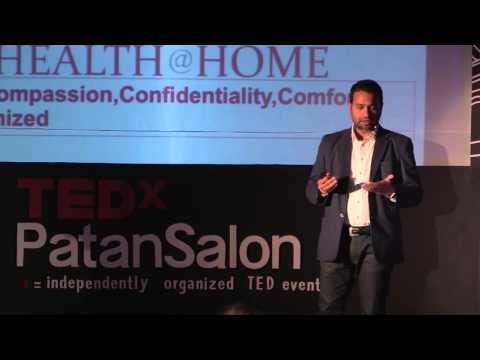 Entrepreneurial ideas to change the world | Bishal Dhakal | TEDxPatan