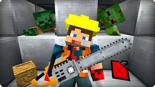 Он спас мне жизнь [ЧАСТЬ 33] Зомби апокалипсис в майнкрафт! - (Minecraft - Сериал)