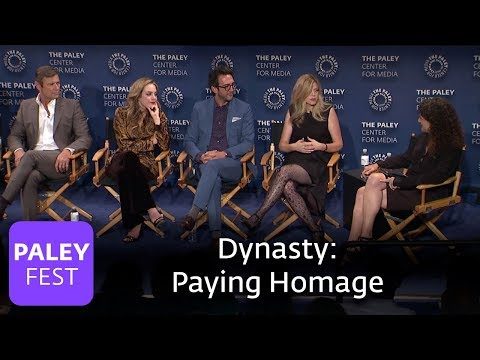 Dynasty - Paying Homage