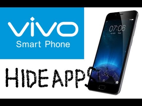 how to hide apps in vivo phone for free