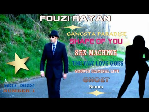 I'm in Love with your body-Sex Machine-Jackson by Fouzi Rayan