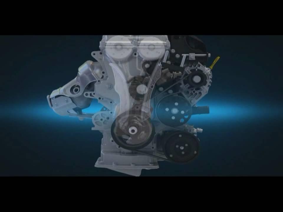 Hyundai S New Gamma 1 6l Gdi Youtube