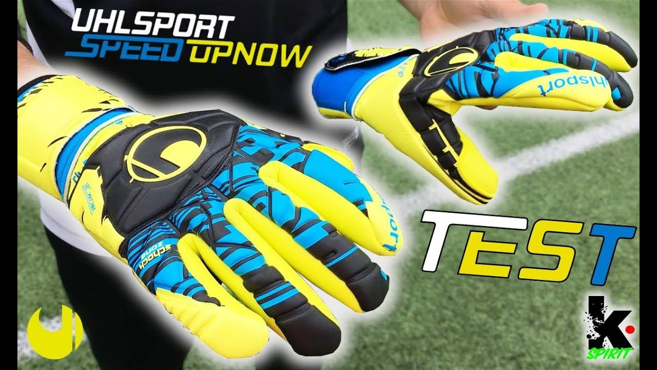 36ed39a0816 UHLSPORT SPEED UP NOW ABSOLUTGRIP+ FS - YouTube