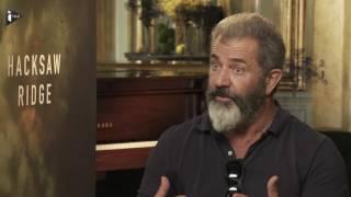 Exclusif : Mel Gibson présente son nouveau film