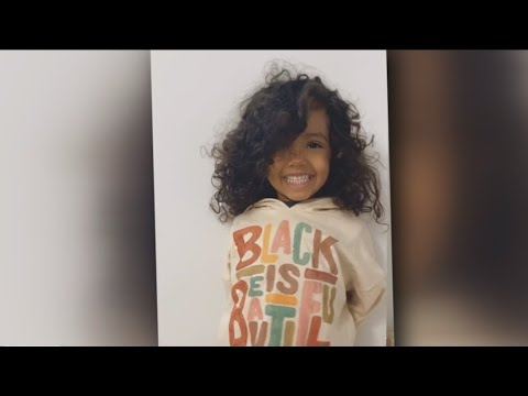 Kashe Quest: A 2-year-old from California is the youngest American ...