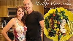 Easy Healthy 🖤Vegan Lunch | Scottsdale