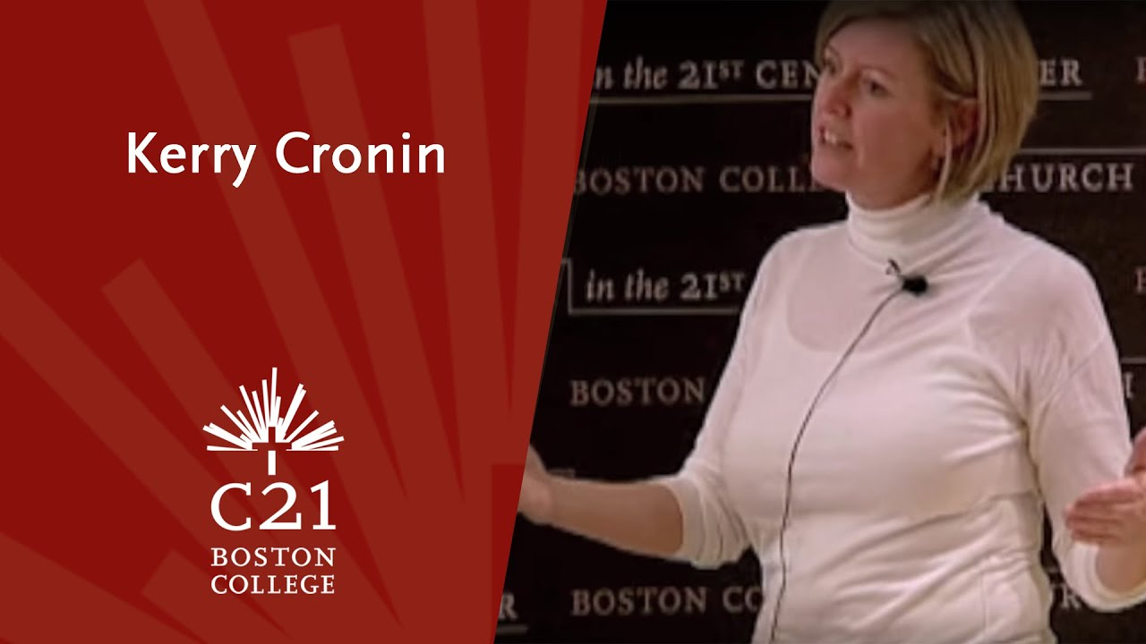 kerry cronin rules of
