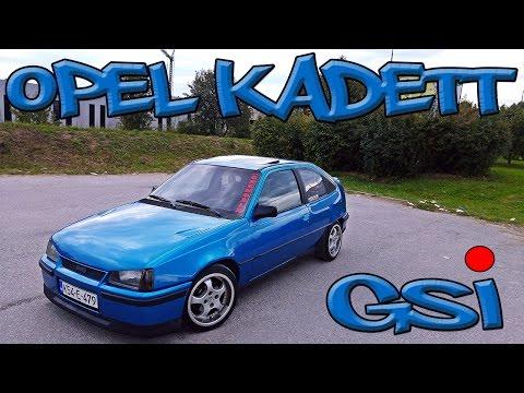 OPEL KADETT E GSI 2.0 16V 1989. - TEST/PREZENTACIJA VOZILA