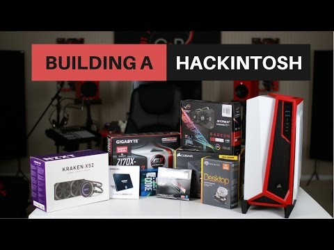 Building a Hackintosh for Music Production