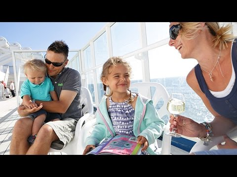 Travelling by ferry with young children | Brittany Ferries