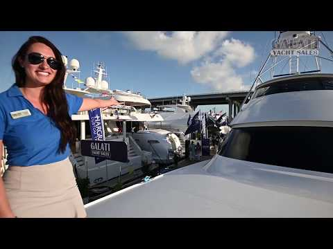 Miami Yacht Show Recap 2019