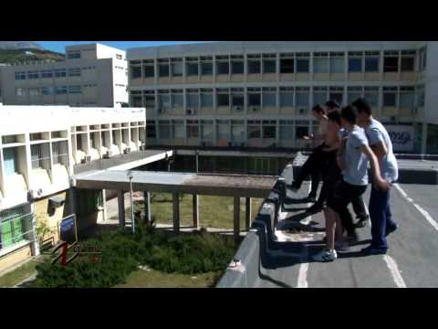 Patras(Greece) Parkour Documentary (HD)