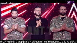 X Factor4 Armenia Gala Show 7 02 04 2017