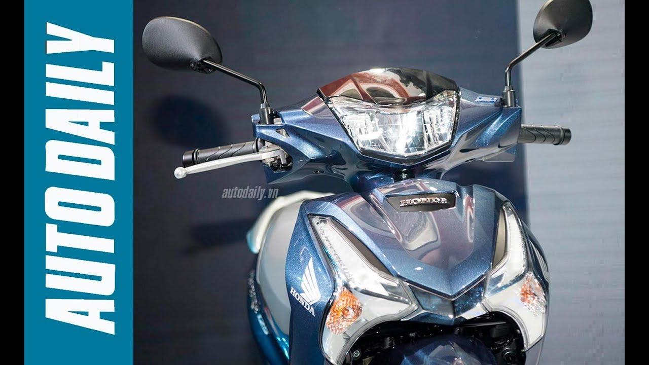 Những thay đổi đáng giá trên Honda Future 2018 vừa ra mắt |AUTODAILY.VN|