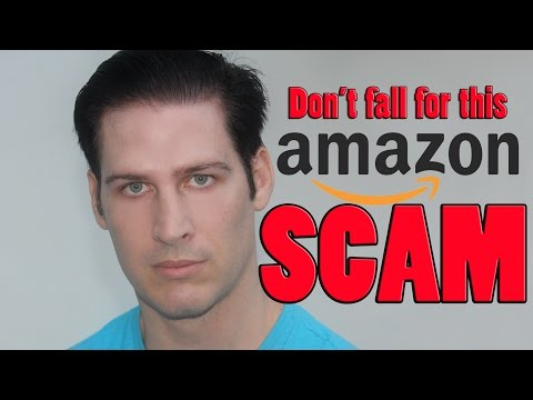 Warning! Don't fall Victim to This Amazon Scam!