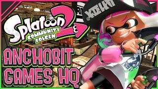 ANCHOBIT GAMES HQ in allen Modi 🔮 Splatoon 2 Online Private #029
