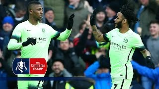 Aston Villa 0-4 Man City - Emirates FA Cup 2015/16 (R4) | Goals & Highlights