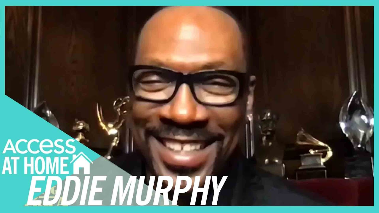 Eddie Murphy On Working w/ Daughter Bella In 'Coming 2 America'