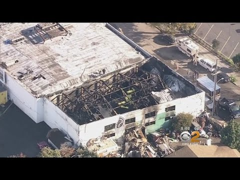 Investigators Sift Through Oakland Fire Searching For More Victims