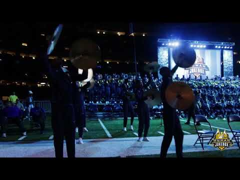 "Southern University Human Jukebox ""When We"" by Tank | Bayou Classic BOTB 2017"