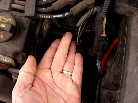 ford focus ignition coil replacement