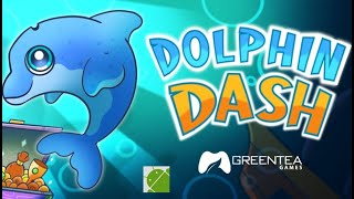 Dolphin Dash - Android Gameplay FHD