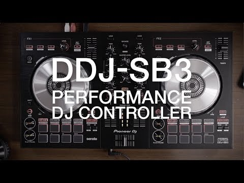 Pioneer DJ DDJ-SB3 Official Introduction