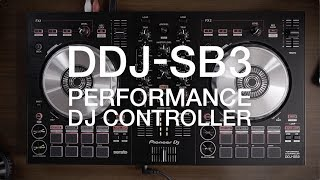 Pioneer DJ DDJ-SB3 Official Introduction